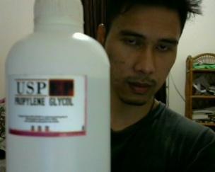 PG adalah salah satu campuran pengkuat rasa yang wajib untuk membuat liquid