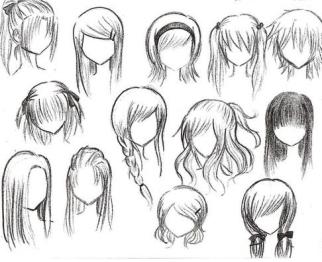 rambut cewe