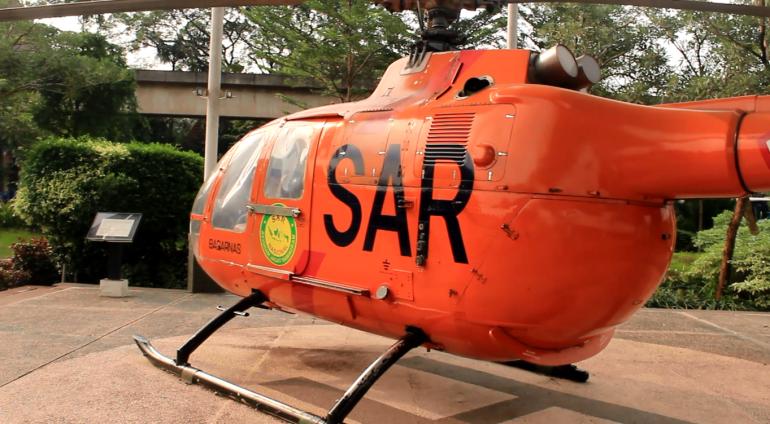 Helikopter Basarnas