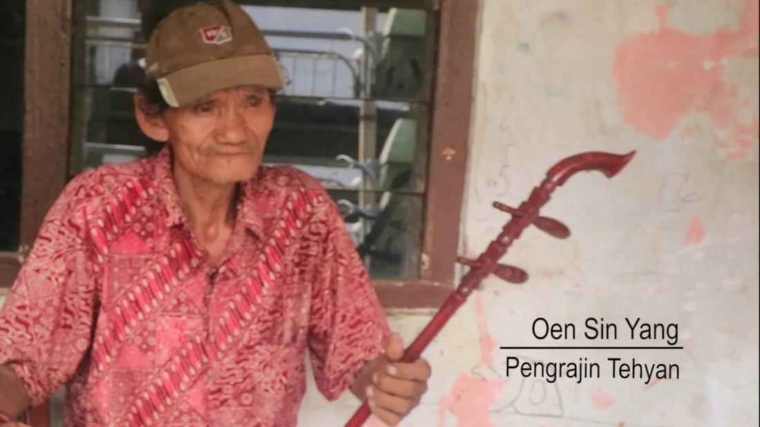 Mpe Goyong Sang Pengrajin Tehyan People Love Stories